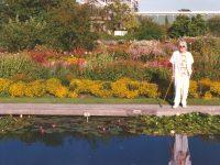 Nymphenburgi botanikus kert, München (1990) Készítette: Halász Valér